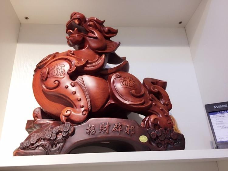 【紫檀木招财避邪貔貅】-无类目-雕刻工艺