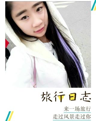 甜美刘海假发片搭配图片