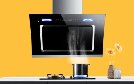 广东欧派 双电机自动清洗抽油烟机侧吸式 吸油烟机特价