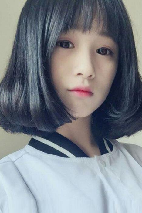 假发短发,假发短发韩国,假发短发女,假发短发小卷,假发长发,假发长图片