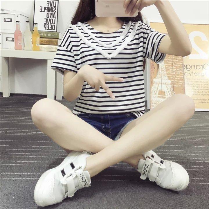 韓國qq頭像女生時尚黑白