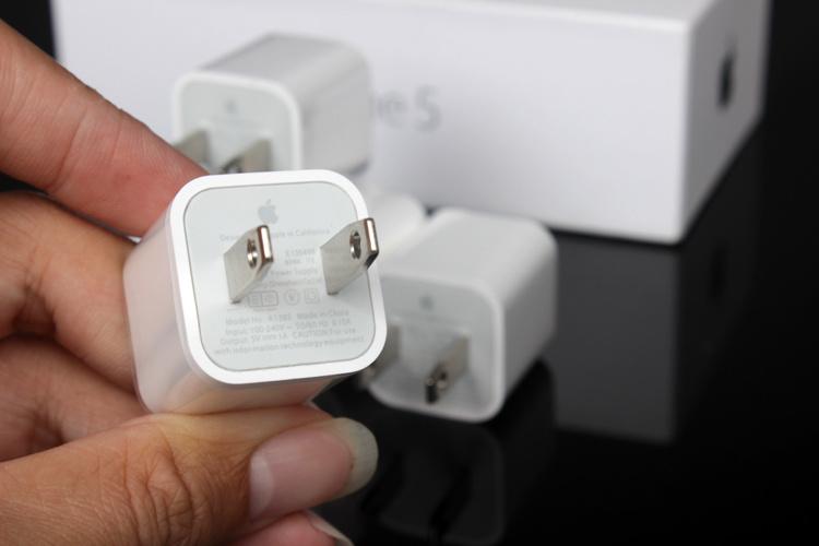 【苹果iphone5s/6s/6plus原装充电器数据线充电头】