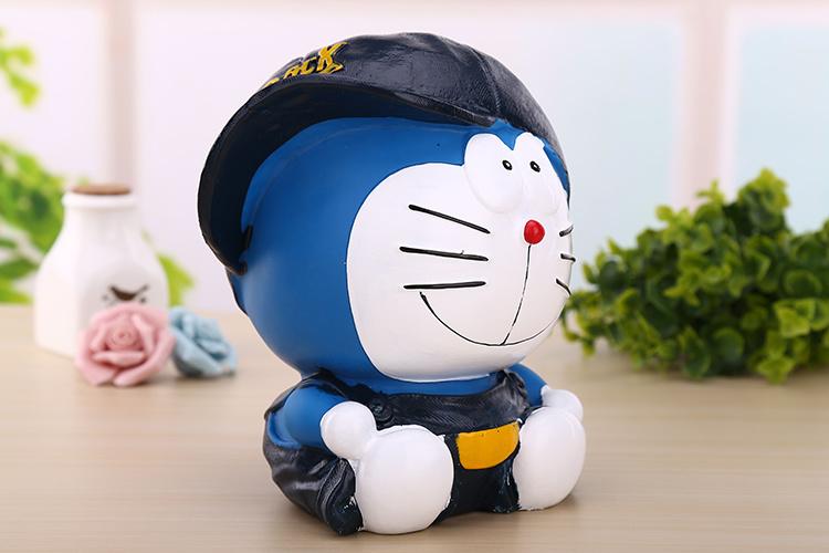 可爱卡通哆啦a梦机器猫存钱罐