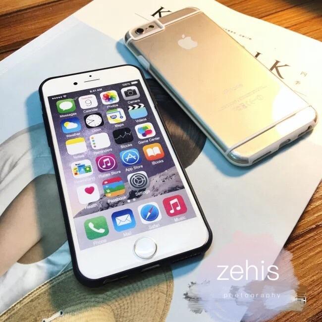 简约边框透明手机壳
