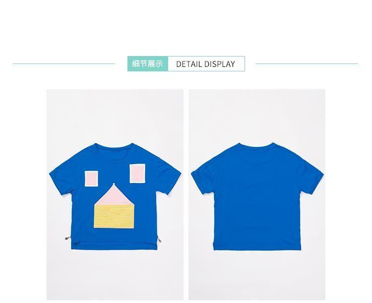 小房间装修图片蓝色4平方