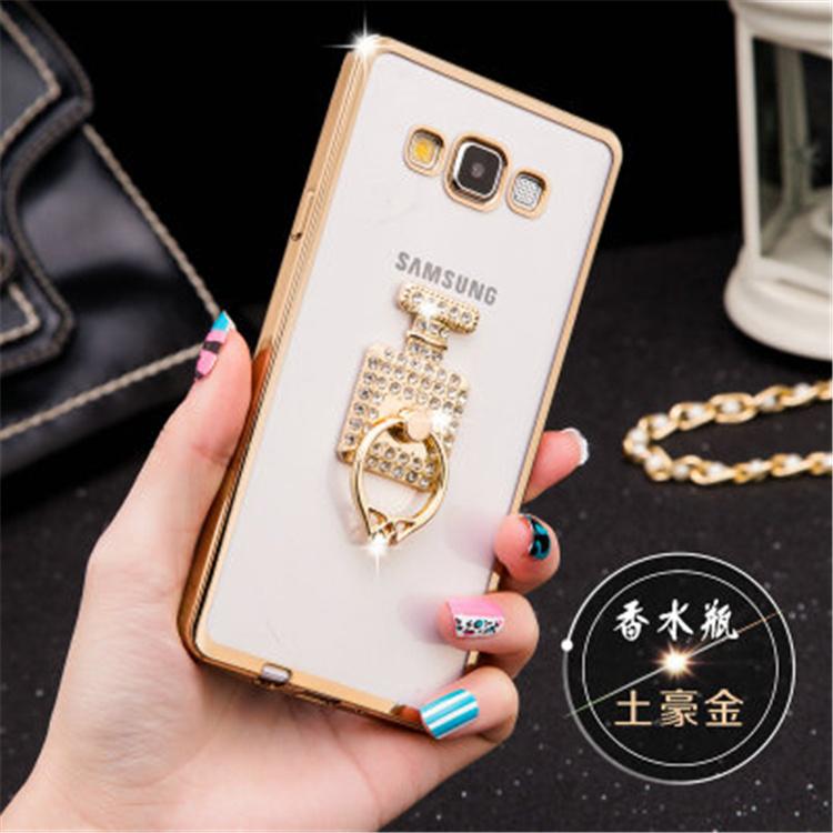 【三星g5308w手机壳sm-g5306w指环保护硅胶套全包软