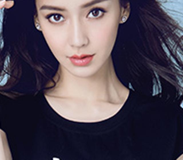 杨颖唯美图片小清新可爱