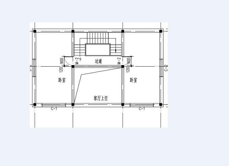 平房设计图及效果图一层展示