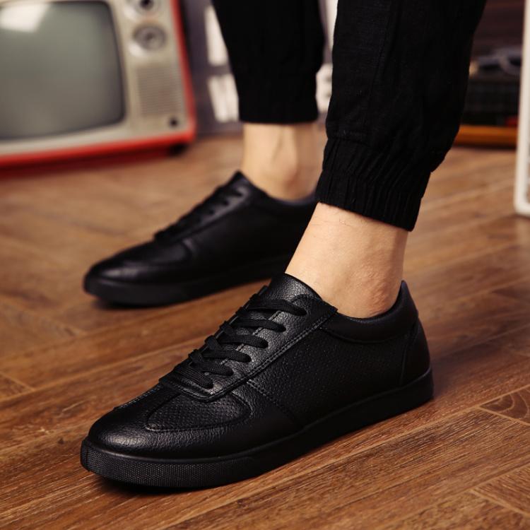 小白鞋图片 小白鞋鞋带系法图解