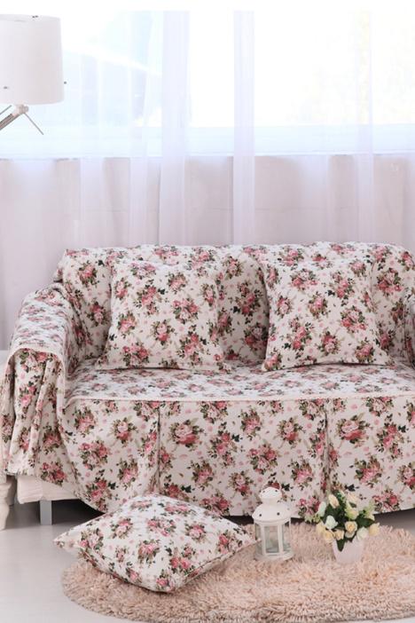 防滑沙发垫,田园沙发套