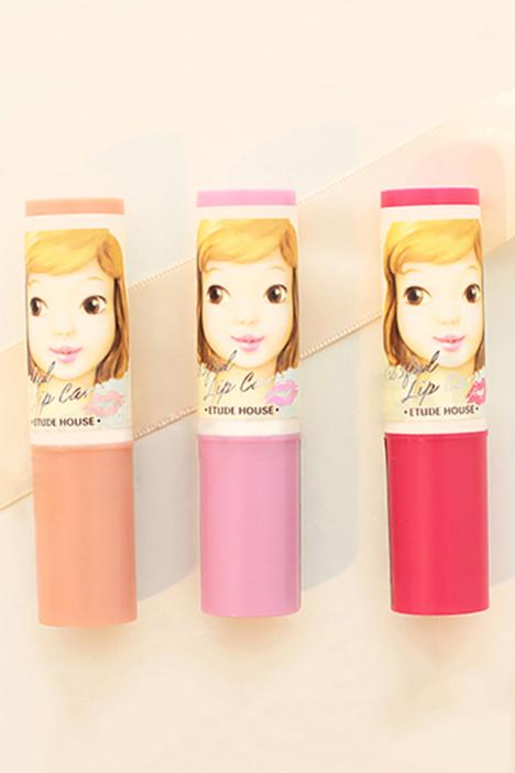 deHouse爱丽小屋娃娃牛奶水果淡彩护唇膏 -美妆 唇膏 口红 美妆 彩妆图片