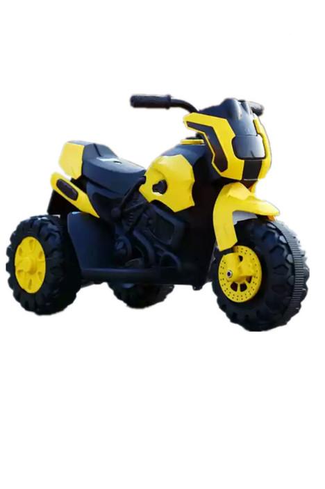 【儿童电动车摩托车电动三轮车小孩可坐玩具车男女车