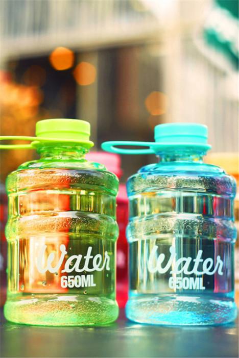 韩国water bottle迷你mini水桶杯