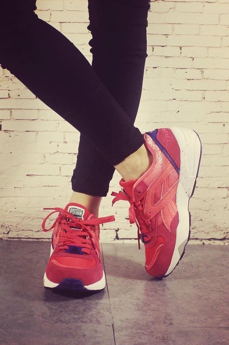 【小人物专柜品质puma潮款运动鞋】-鞋子-跑步鞋